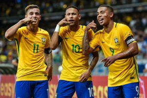 Brazil To qualify for Russia World cup 2018 on 28 March as CONMEBOL Winners