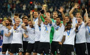FIFA Confederations Cup Winners, Runners up List