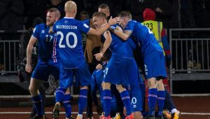 Iceland Qualify For the Fifa World cup 2018
