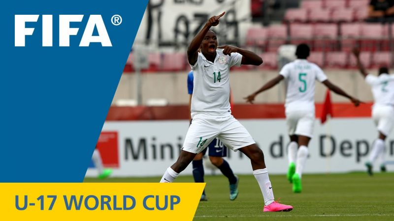 India will see USA in Fifa U-17 World cup Day-1