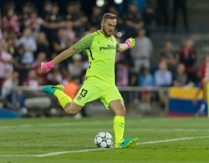 Jan Oblak don't seen in fifa world cup due to slovakia not qualify