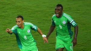 Nigeria qualify for fifa world cup