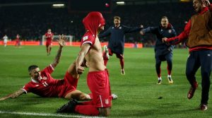 Serbia seal the Fifa world cup 2018 birth by as UEFA Group D Winners