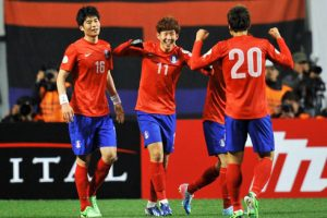 South Korea Team Performance at Fifa World cup
