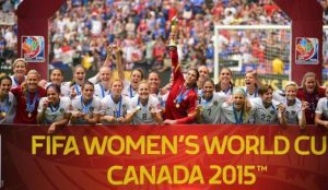 Women's FIFA World Cup Winners, Runners up Since 1991-2015