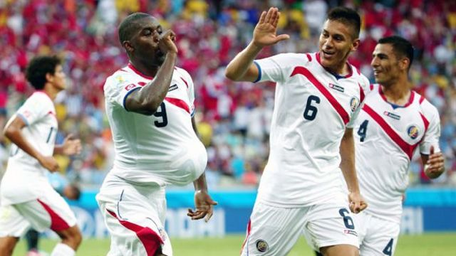 Costa Rica Performance in Fifa world cup