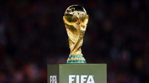 Fifa World cup Trophy Arrives Nigeria on 3 March