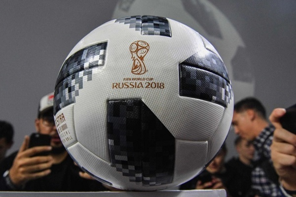 Fifa World cup 2018 Adidas Telstar 18 Ball HD wallpapers