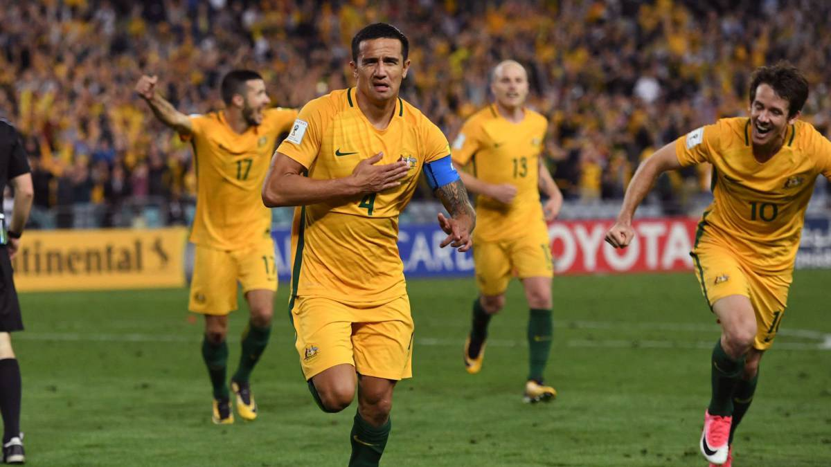 Australia to play Colombia in World cup Friendly on 27 March 2018