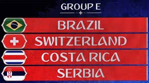 Group E Teams Schedule & Prediction