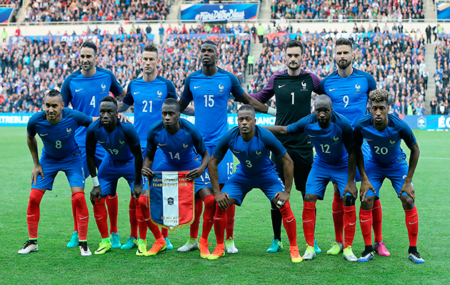 France squad for world cup 2018