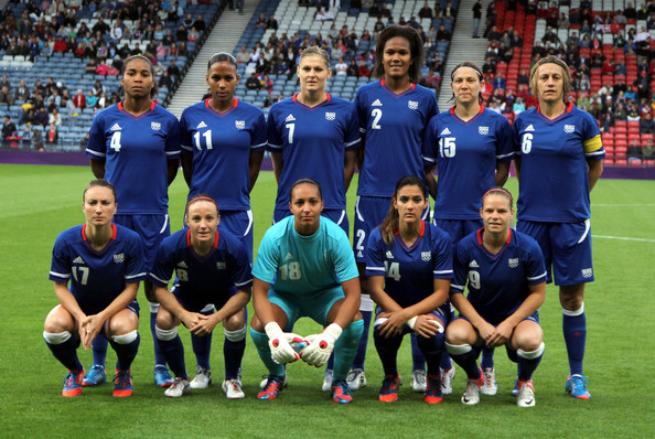 Fifa Womens World cup 2019 Qualified Teams – With Pictures