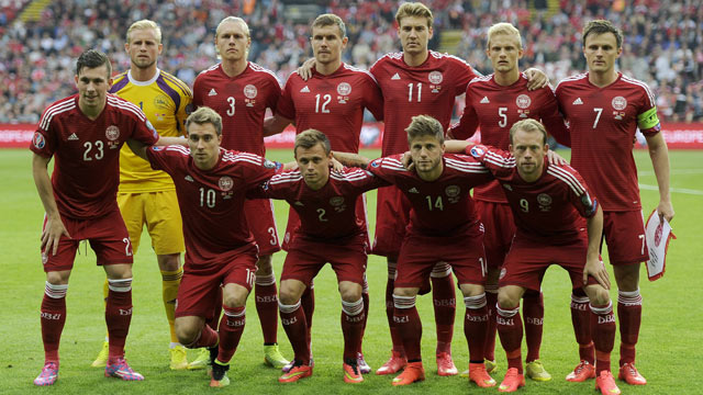 Probable Denmark 2018 world cup squad HD photos