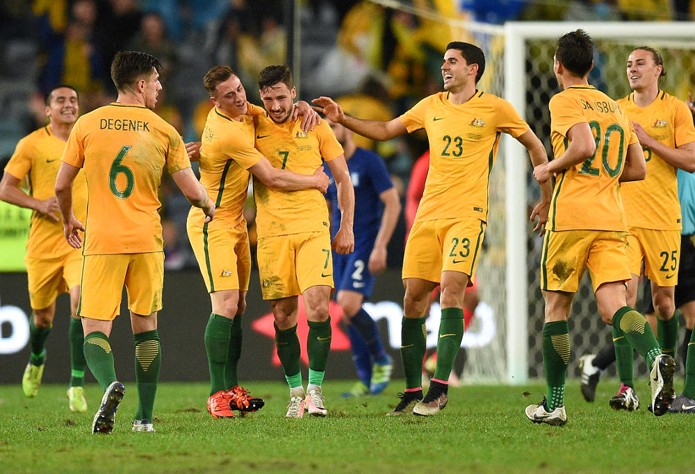 Socceroos to Face Norway in Friendly Match as 2018 World cup preparation