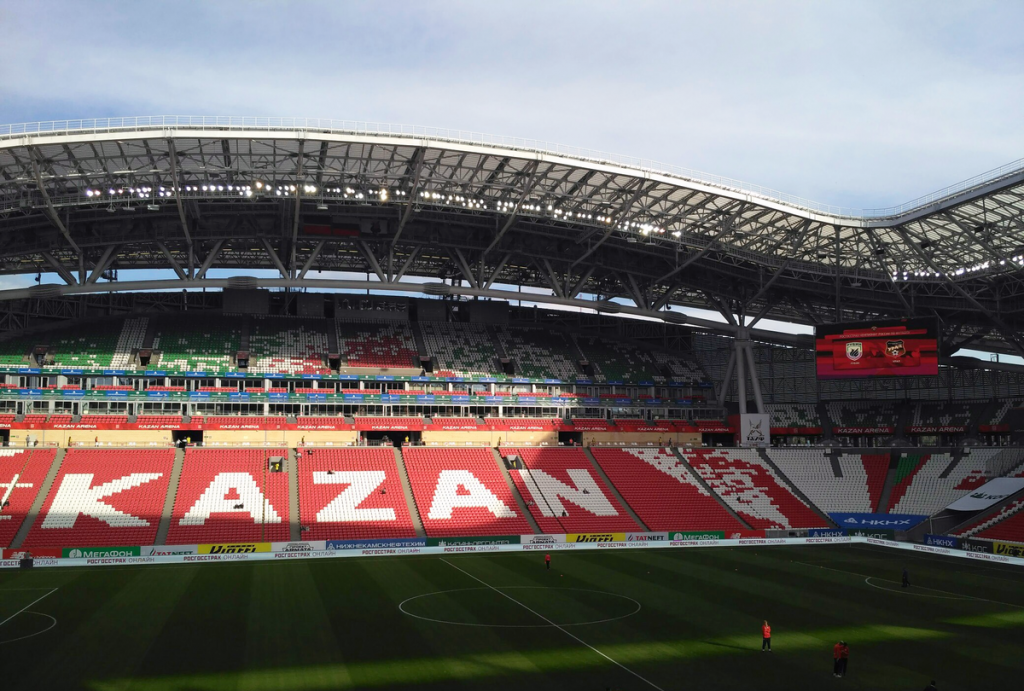 Kazan Arena Stadium Wiki, Tickets, Fifa World cup 2018 Matches & Seating Capacity