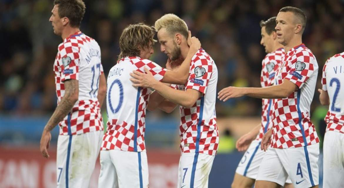 Croatia Football team players hd pic