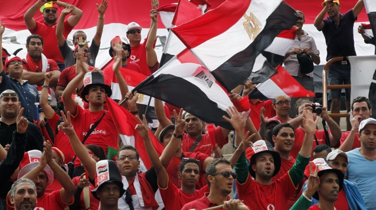 Egypt fans ready to cheer their nation in Fifa world cup 2018