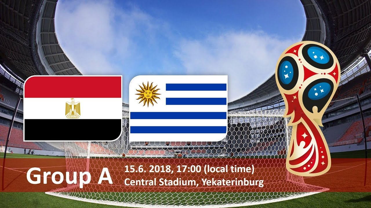 7656b2ac2 Egypt vs Uruguay Live Telecast in India – Fifa World cup 2018 Match-2 TV  channel List