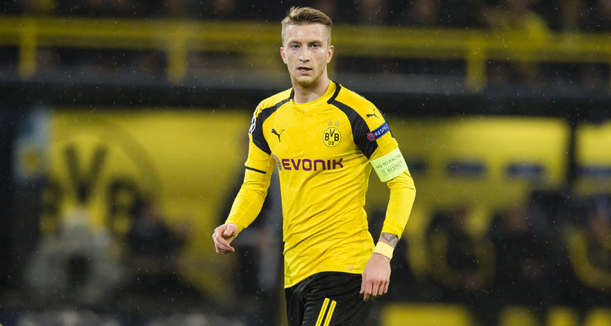 Marco Reus football players