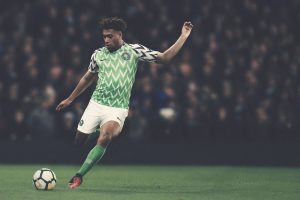 Nigeria unveil 2018 Fifa World cup Kits – Fans Excited lot with jersey