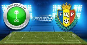 Saudi Arabia vs Moldova Soccer Friendly Kick off Time, When Starts