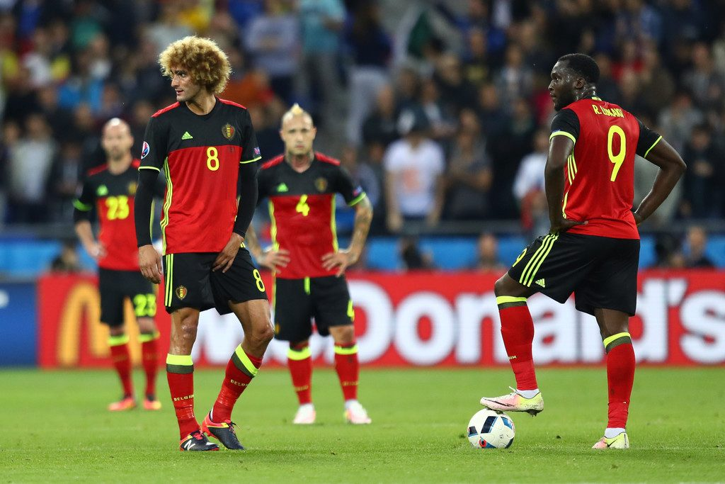 Belgium team possible squad for Fifa world cup 2018 in Russia
