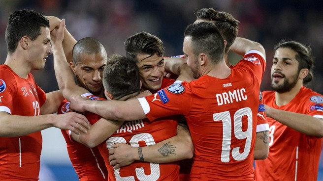 Switzerland to Face Japan in World cup Friendly on 8 June 2018