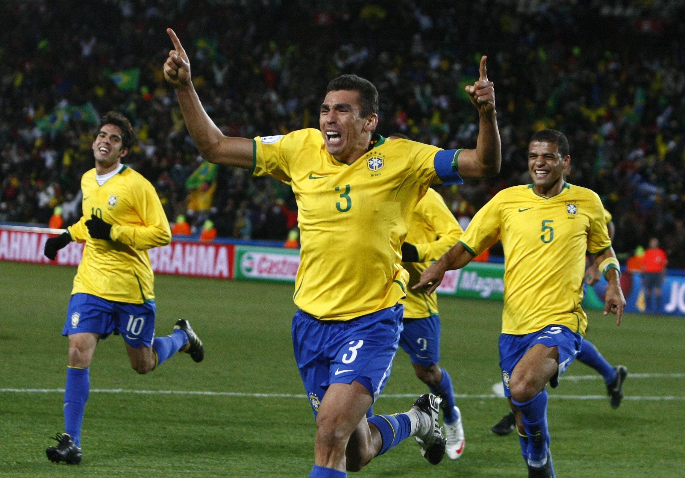 Brazil Football Team Players