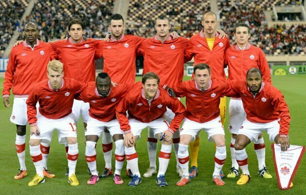Canada Football Team Players