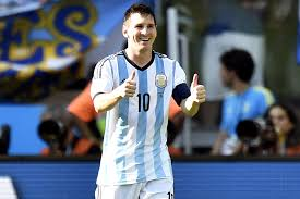 Lionel Messi Smiling Face wallpaper