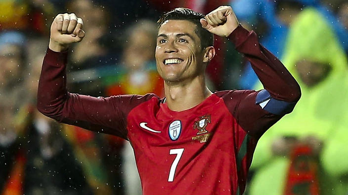 Ronaldo headlined in portugal squad for friendlies 2018