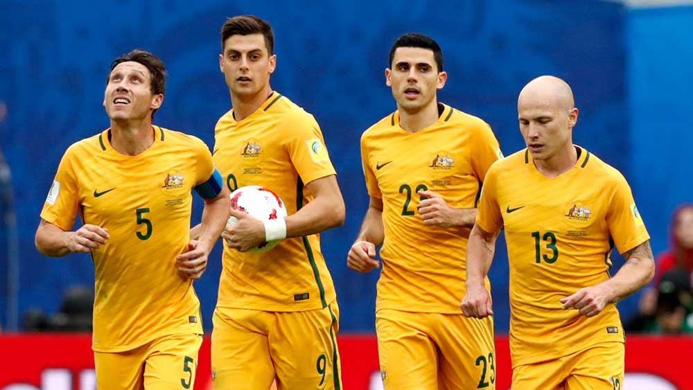 Socceroos players ready for friendly clash against norway