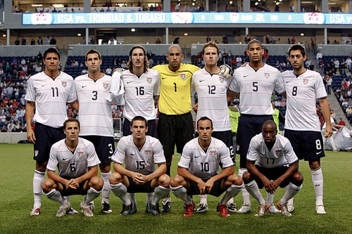 USA Football Team Players