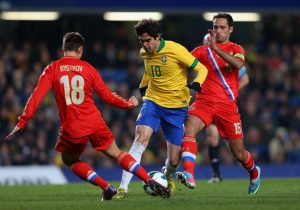 Russia vs Brazil Friendly Kick off – When live match starts worldwide