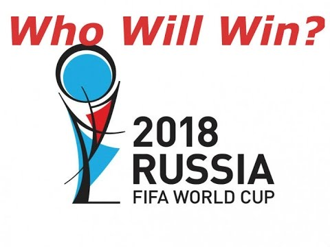 who will win 2018 fifa world cup at Russia