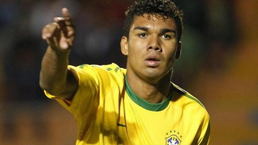 Casemiro brazilian Midfielder