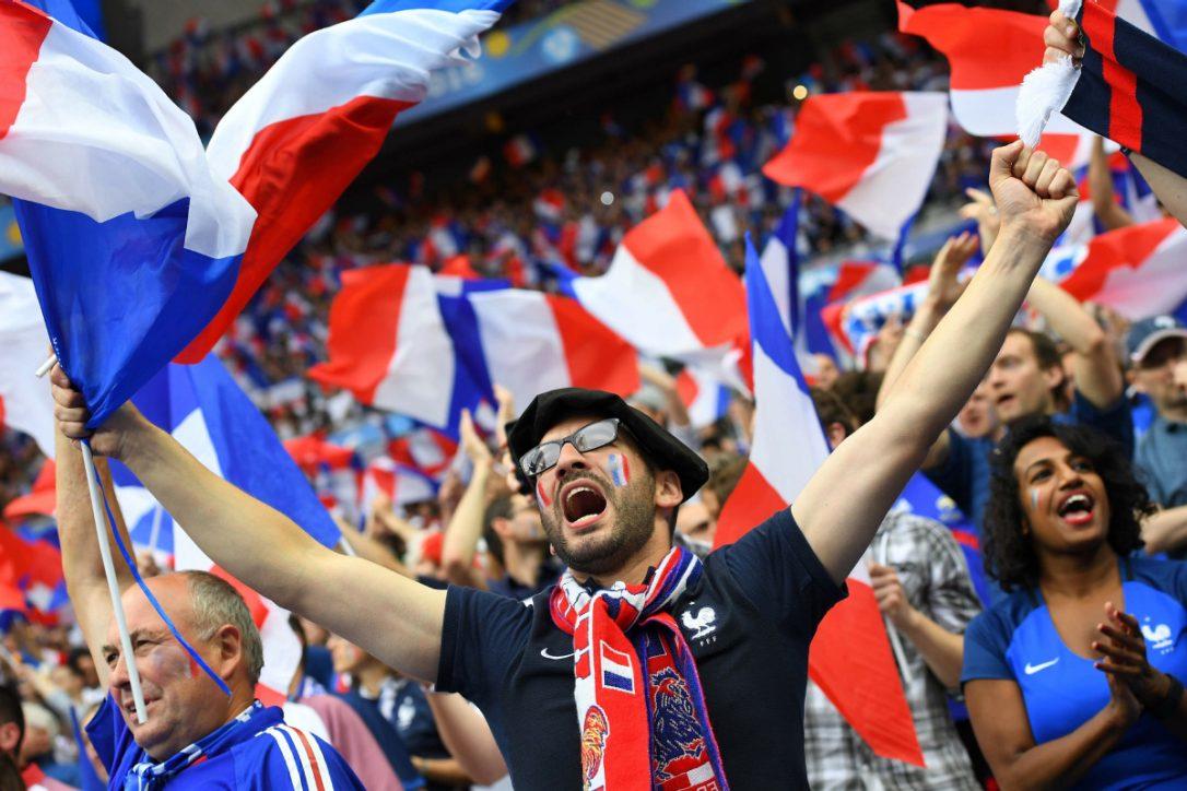France team football fans