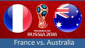 France vs Australia World cup Match HD Wallpaper, Pics 16 June 2018