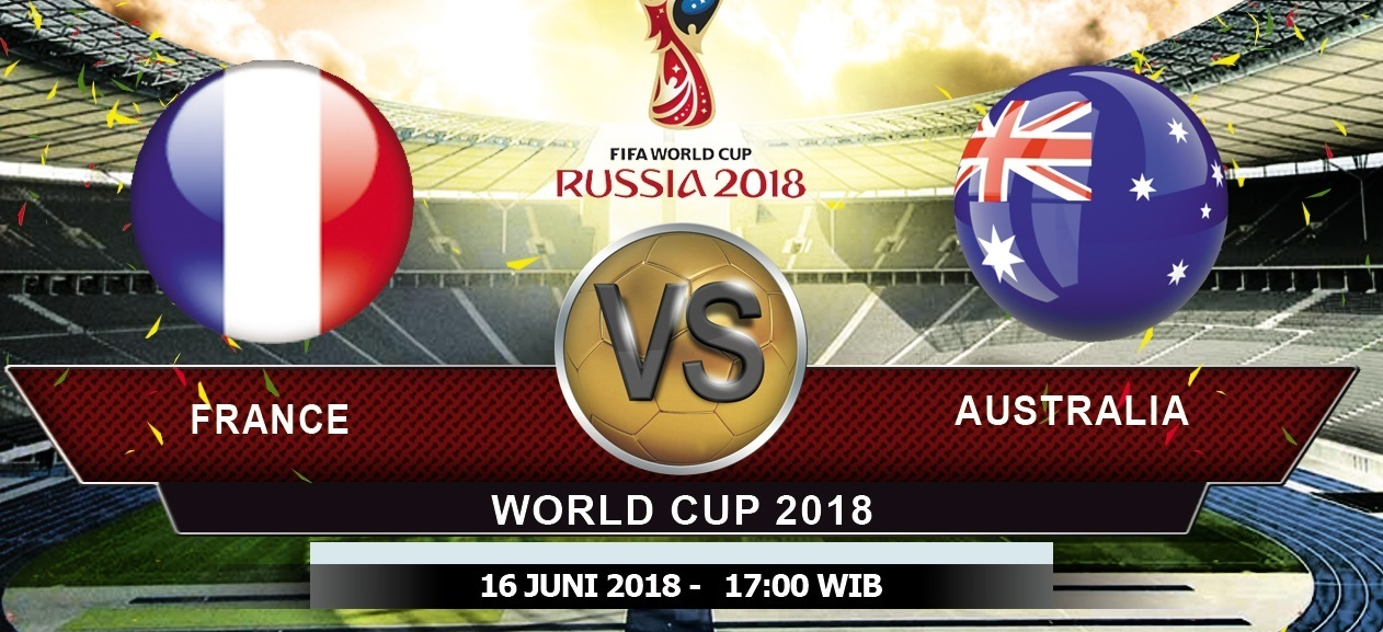 Group C Clash of France vs Australia on 16 June 2018 HD image