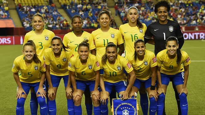 brazil womens football team