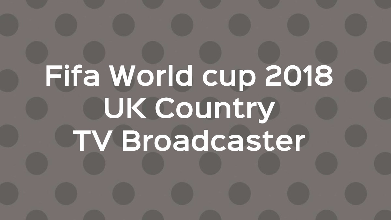 fifa world cup uk tv channels