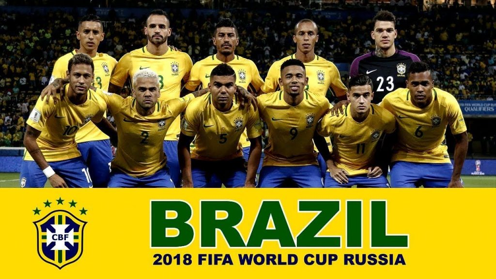 Brazil to Face Croatia and Austria in World cup Friendlies on June 2018