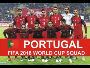 Portugal World cup 2018 Squad, 23 Man Possible Line up players list