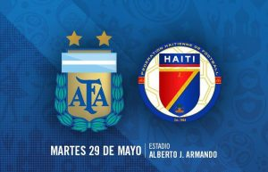 Argentina vs Haiti Friendly IST & Worldwide Time to Watch live telecast