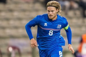 Four Iceland Players to Watch out in Fifa world cup 2018