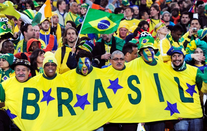 Brazil football ready to support them in world cup 2018