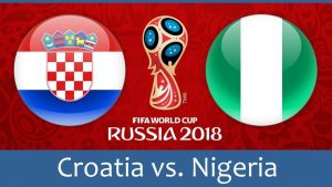 Croatia vs Nigeria Live Telecast in India, IST Time to Kick off World cup 2018