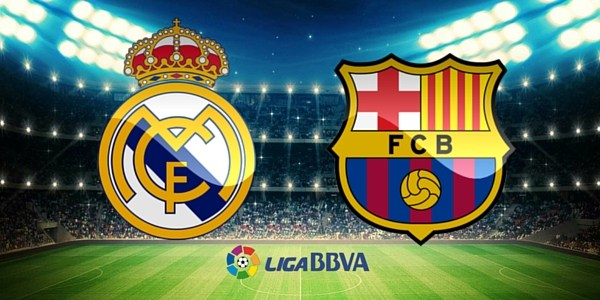 El Clasico 2018 of 6 May Madrid vs barca