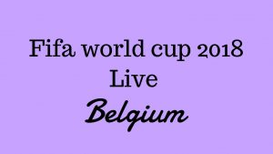 VRT RTBF TV channel Live telecast Croatia vs France Final Match in Belgium