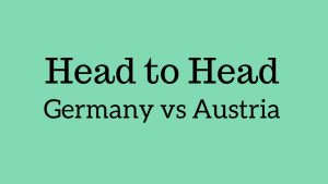 Germany vs Austria Head to Head, Football Rivalry, H2H stats